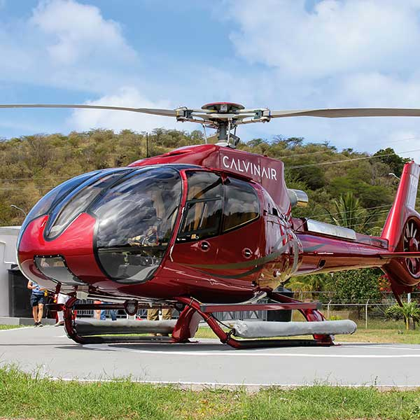 About CalvinAir Helicopters